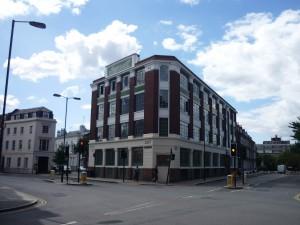 Ingersoll building, St Johns Street